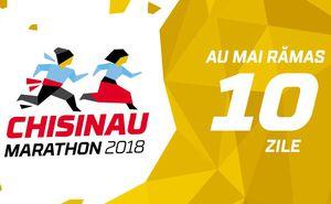 13 motive ca să participi la Maratonul Internațional Chișinău