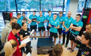 Благодарим всех арбитров Indoor Triathlon за работу