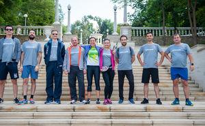 Angajații companiei Technosoft se pregătesc pentru Maraton
