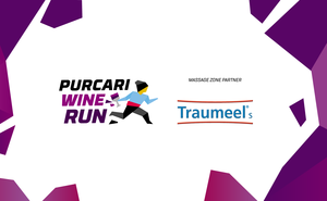 Traumeel S guarding participants' health throughout Purcari Wine Run