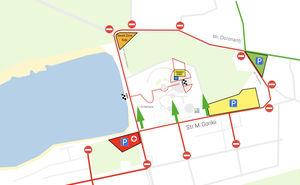 Atenție tuturor participanților pe 3 și 4 iulie, traficul va fi sistat!