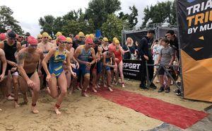 В Кишиневе завершился второй чемпионат по триатлону Triathlon Triumph