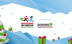 Donaris Vienna Insurance Group se alătură Maratonului de Crăciun
