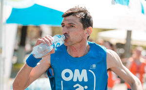 Drinking water OM is an official partner of Chisinau Marathon