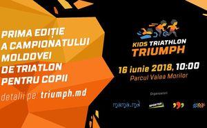 Doar o zi până la cupa de triatlon Kids Triathlon Triumph