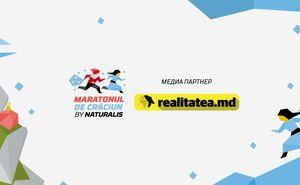 Realitatea.md — медиапартнер Maratonul de Crăciun by Naturalis 2018