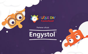 Engystol: nu e timp de răceală, curând începe Puzzle Day by Castorland