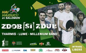 Бесплатный концерт Zdob și Zdub пройдет на Hai Haiduci! by Salomon