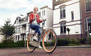 Представлен велосипед, который не падает (Видео)