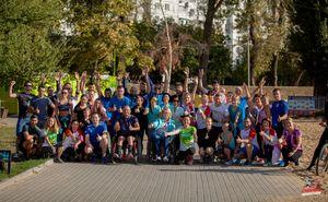 Cum s-a petrecut al treilea antrenament pentru Maratonul Chișinău