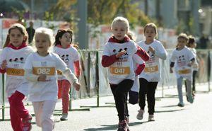 Серия тренировок для участников Kids Run Day by Naturalis