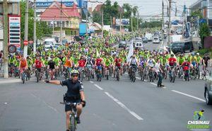 Правила безопасного движения в велоколонне на Chisinau Criterium 2019