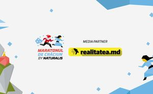 Realitatea.md - Maratonul de Crăciun by Naturalis 2018 media partner
