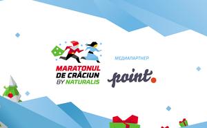 Point.md приглашает вас на Maratonul de Crăciun by Naturalis