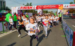 Chișinăul va găzdui competiția pentru copii Kids Run Day by Naturalis