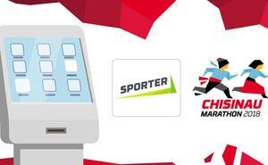 Participarea la evenimentele Sporter poate fi achitată și prin terminal