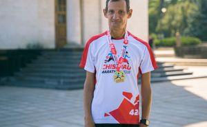 Istoria unui campion: sportivul cu nevoi speciale - Pavel Crîsanov