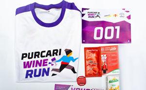 Стартовые пакеты Purcari Wine Run 2018 ждут своих обладателей