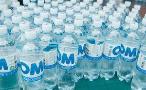 Питьевая вода ОМ – официальная вода Sea Mile