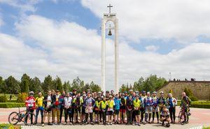 Состоялся велозаезд Кишиневе-Шерпены-Кишинев