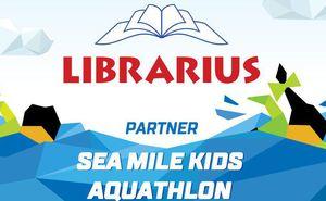 Librarius - partner of Sea Mile Kids Aquathlon 2018