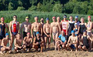 Participanții la Triathlon Triumph au avut un antrenament de pregătire