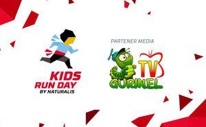 Gurinel TV sprijină talentul tinerilor atleți ai cursei KIDS RUN DAY