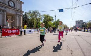 Как выбрать детскую одежду для занятий бегом?