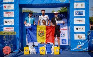 Triatloniștii moldoveni au participat la Rowmania Delta Triathlon 2019