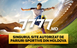 Turn your sports knowledge into large prizes on 7777.md