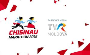 TVR Moldova susține Chișinău International Marathon 2018