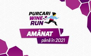 Cursa de trail Purcari Wine Run 2020, amânat pentru anul viitor