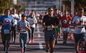 Всем на пятый юбилейный Международный Кишиневский марафон!