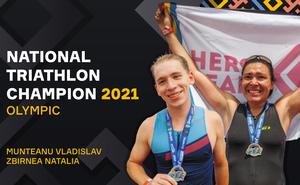 Sportivii moldoveni au ocupat primele locuri la Orhei Triathlon Triumph