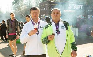 Цель® Т (Zeel T) стал партнером забега Mileștii Mici Wine Run