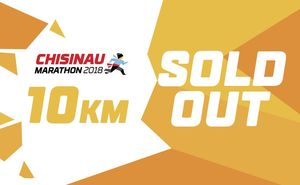 SOLD OUT 10 KM! Only 21-km and 42-km race slots are left