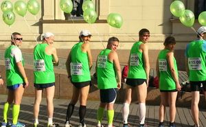 Chisinau International Marathon recruits pacemakers