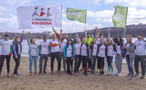 Simpals Company is collectively preparing for the Chisinau Marathon