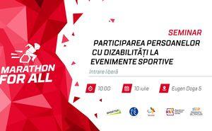 В Кишиневе состоится семинар Marathon for All
