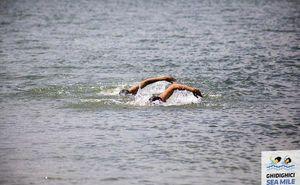 Cоветы пловцам для плавания на открытой воде Ghidighici Sea Mile