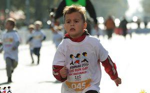 Развитие скорости у юного бегуна — советы тренера (Видео)