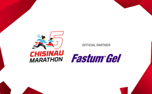 Fastum gel: run without pain at Chisinau International Marathon!