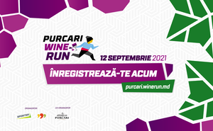 Înregistrarea la Purcari Wine Run 2021 e deschisă