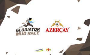Почувствуй вкус победы на Glodiator Mud Race вместе с Азерчай