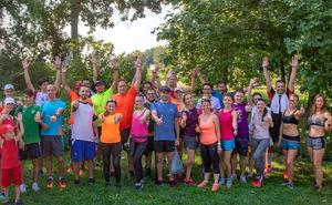 Дан старт серии тренировок Sunday Long Run
