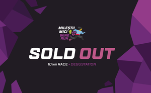 All slots for tasting at Milestii Mici Wine Run are sold out