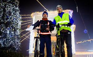 Measurement of Chisinau Marathon route by AIMS