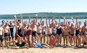 Sea Mile: Состоялась финальная тренировка по плаванию на Гидигиче