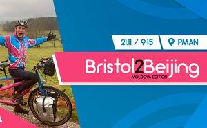 De la Bristol la Beijing pe bicicletă pentru cei care luptă cu cancerul