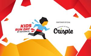 Bucurați-vă de gustul sănătos al snack-ului Crisple la Kids Run Day!